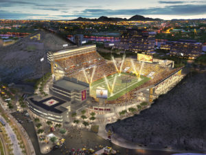 ASU Sun Devil Stadium 365 Project