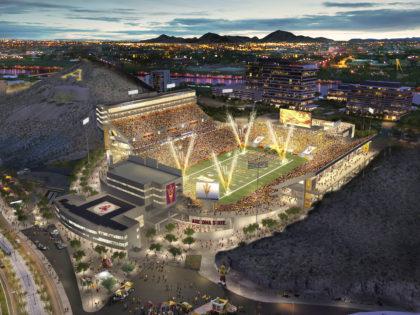 ASU Sun Devil Stadium 365 Project